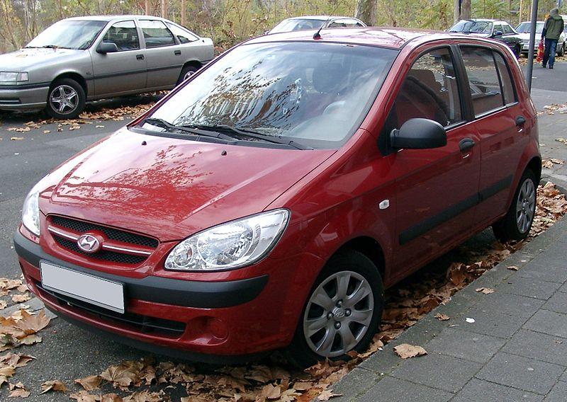 Разборка Hyundai Getz (2002 до 2012) б/у купить оригинальные запчасти шрот злом Хюндай Гетз запчастини авторазборка