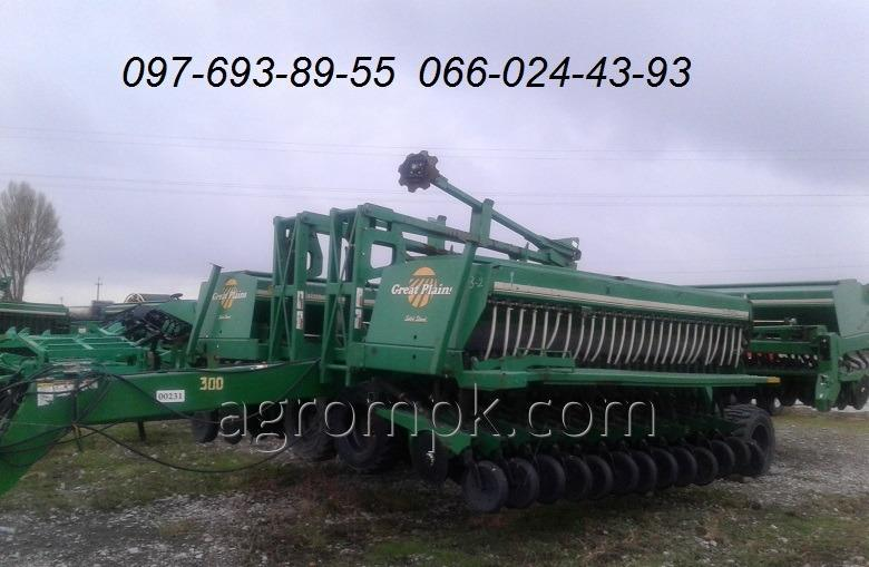 Сеялка зерновая Great Plains 3S4000 HDF