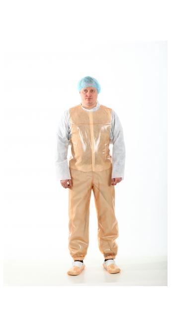 Купить Полукомбинезон пластикатовый для защиты от радиоактивных частиц