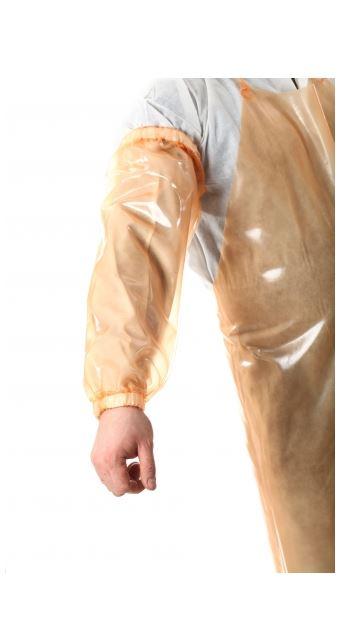 Нарукавники пластикатовые для защиты от радиоактивных частиц