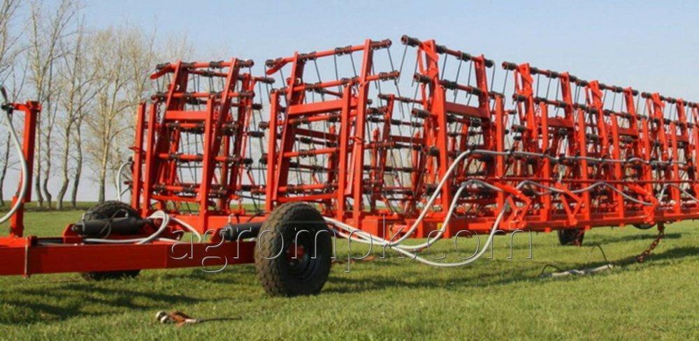 Купить Борона пружинная гидрофицированная TSL Spring 24