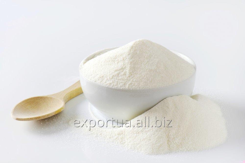 Сухое молоко обезжиренное 1,5%, коровье, вес 25 кг. ДСТУ.