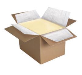 Масло сливочное, 72,5%, сладкосливочное, монолит, вес 20 кг. ДСТУ.