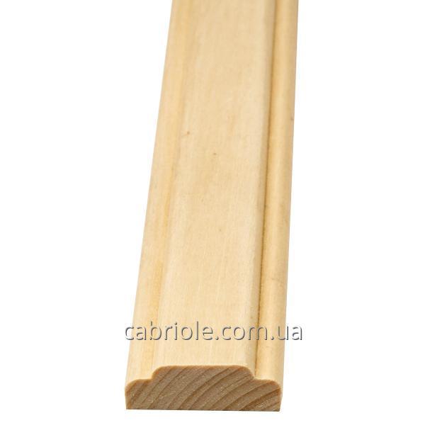 Рейка деревянная, притворная. Люкс