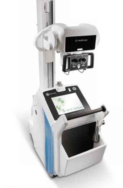 Купить Мобильный рентген-аппарат Optima XR200amx