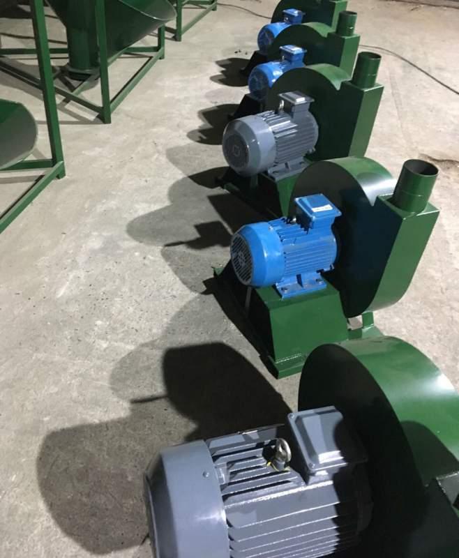 Оборудование для приготовления комбинированных кормов