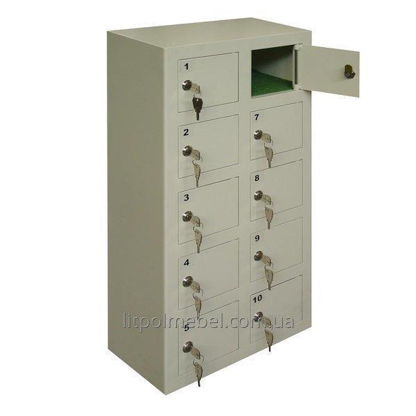 Купить Ячеечный шкаф Wss 10 для мобильных телефонов