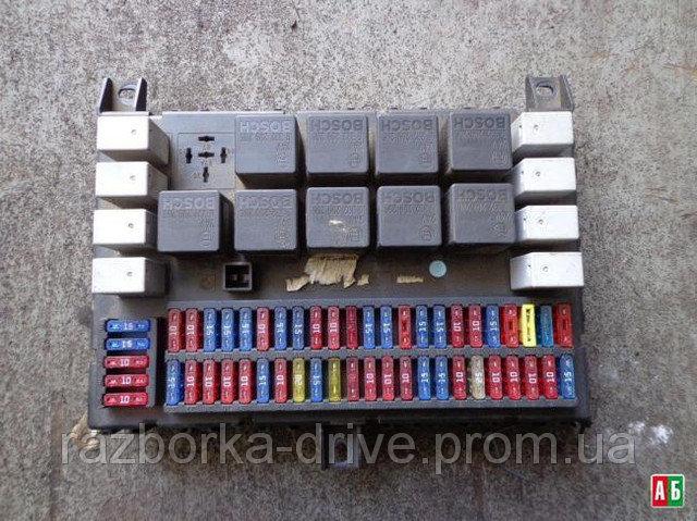 Купить Блок предохранителей запчасти Б/У разборка DAF XF XF95 430 480 380 CF Renault Magnum 400 440 E-Tech