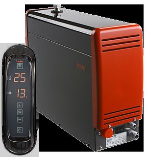 Generatore Di Vapore Per Bagno Turco Hamam Helo Hns 34 M2 3 4 Kw