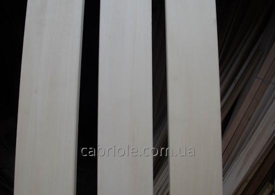 Липовый брус  для бани 85 х 24 мм