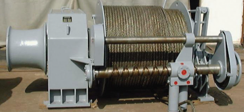 Buy AShL automatic mooring winch
