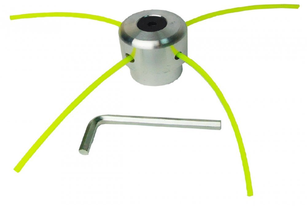 """Катушка """"столбик"""" металлическая для бензотриммера, ПТ-1235"""
