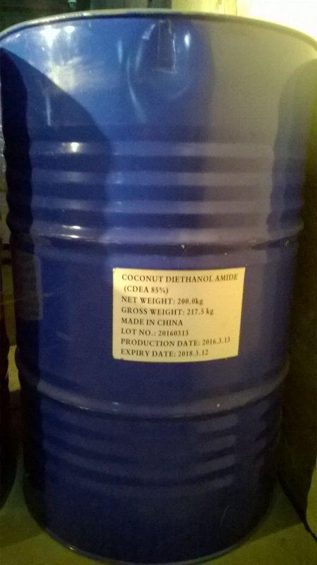 Dietanolamid of piririma oil