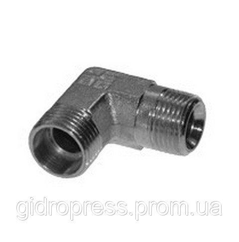 Купить Соединение трубное угловое с конической дюймовой резьбой XWE 06LL 1/8 KEG A3C