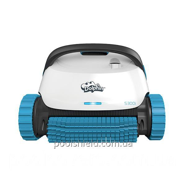Robot vacuum cleaner for swimming pools Dolphin S300i