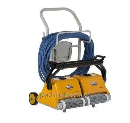 Робот пылесос для бассейна Dolphin 2х2 PRO GYRO