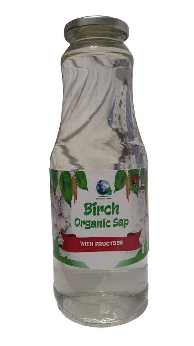 """Succo di betulla con fruttosio """"Organic"""""""
