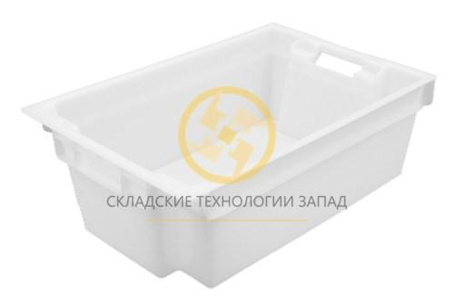 Buy Plastic food boxes for milk 600x400x200