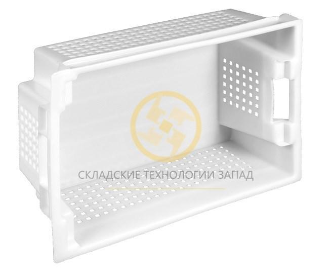 Buy Plastic boxes for milk 600x400x200