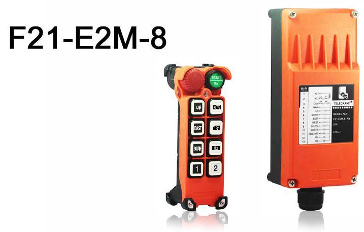 Buy [Copy] Industrial radio control of TELECRANE F21-E2M-8 model