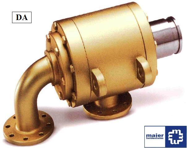 Купить Ротационные соединения Maier - серия DA / DAA