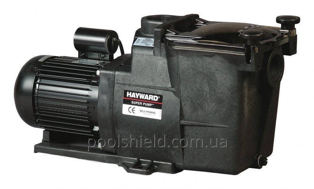 Насос для басейну Hayward Super, малошумний, 12-15 м.куб. / ч