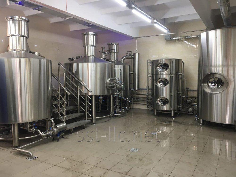 De la maquinaria para la cerveza (mini la fábrica de cerveza, mini la fábrica de cerveza)