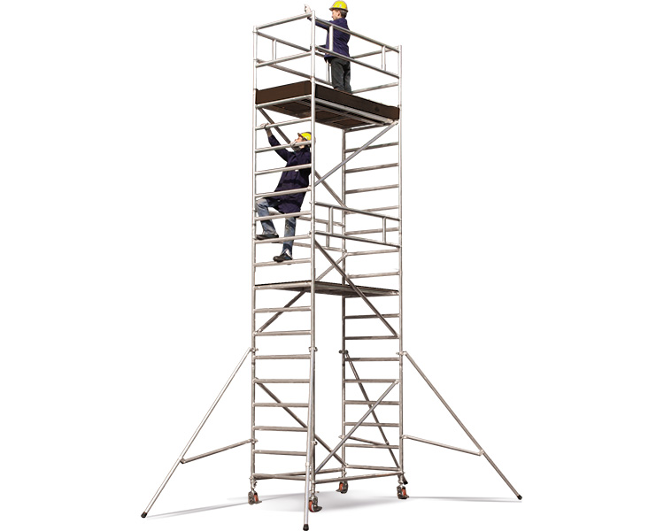 Buy Base with folding mechanism with platform SVELT JOLLY module A with grid