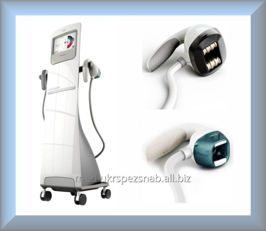 Buy The device for correction of a figure and treatment of cellulitis of VelaShape III Syneron