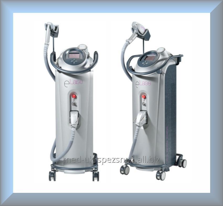 Купить Диодный лазер для эпиляции и омоложения eLase Syneron