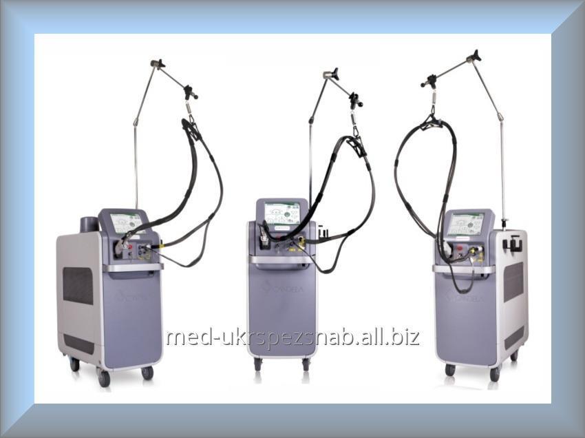 Купить Неодимовый лазер для лечения сосудистых поражений и эпиляции GentleYag Pro Candela