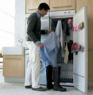 Сушильный шкаф для одежды ASKO (Швеция)