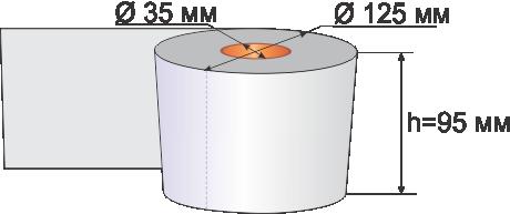 Туалетная бумага 500