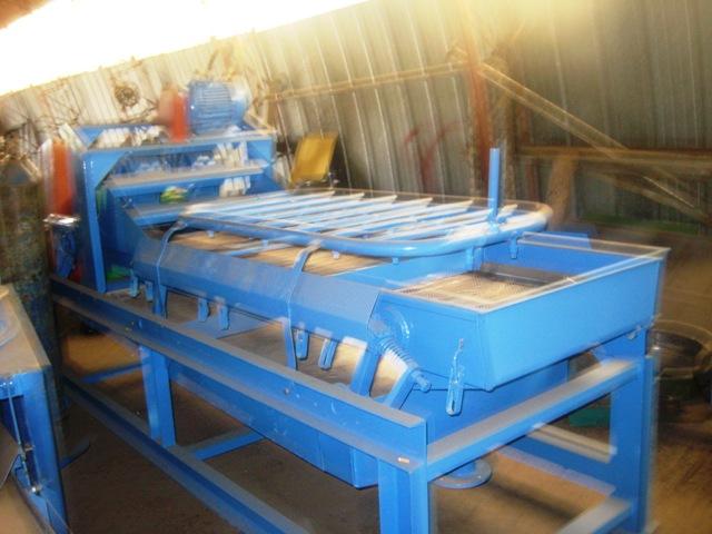 Селектор-водоотделитель 4 тонн в час.Венгрия