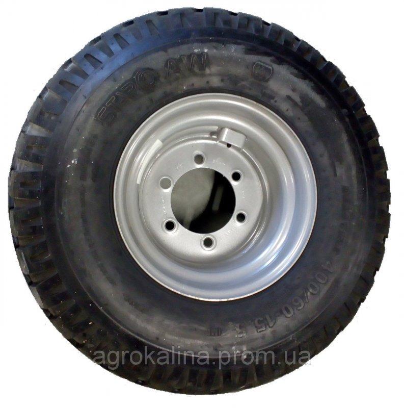 Колесо з шиною в зборі 400/60-15,5