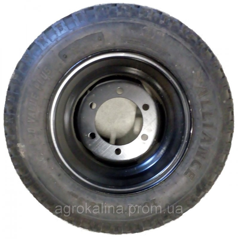 Колесо з шиною в зборі 520/50-17