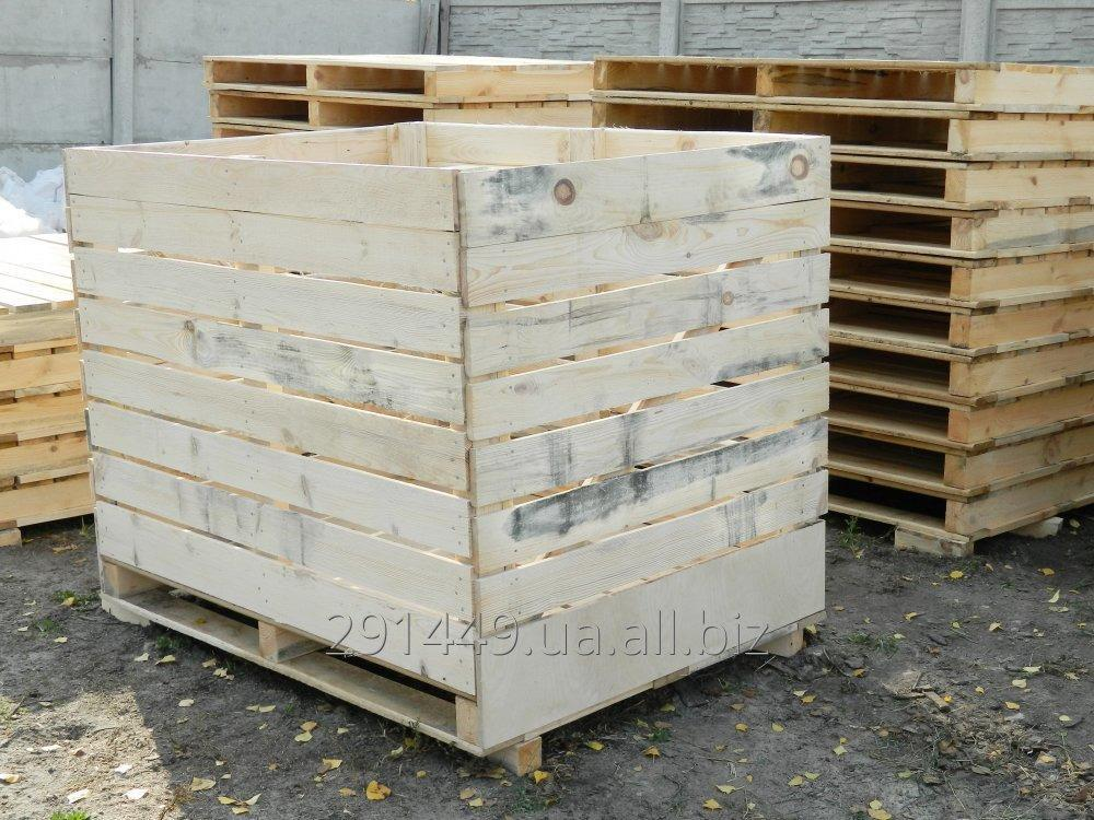 Buy Container vegetable wooden folding