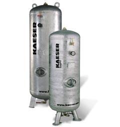 Ресивер воздушный 90 - 1000 литров до 50 бар.