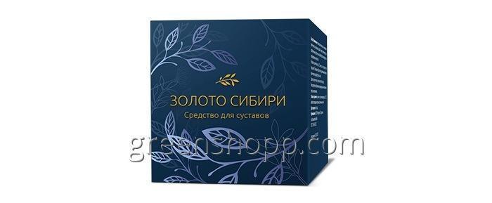 Невидимый гель-пластырь для суставов Золото Сибири