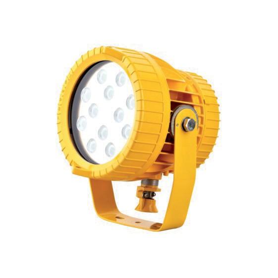 Купить Светодиодный светильник для работы во взрывоопасной среде DL-KO