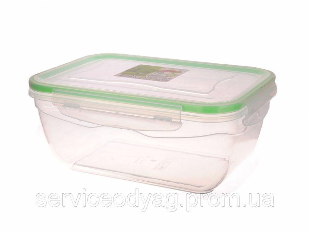 Buy Container Pl. 2.3 l Fresh Box favor box with. TM Al-Plastik
