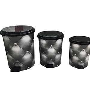"""Buy Bucket with foot pedal 3 in 1 (l, 10 l, 16 l) Kapiton """"ELIF"""""""