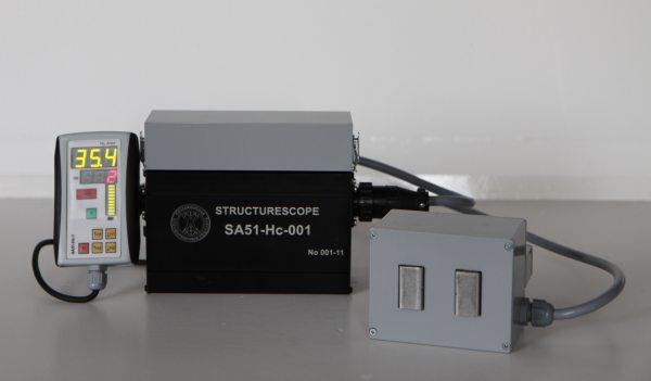 Купить Магнитный анализатор (Структуроскоп) SA51-Hc-001