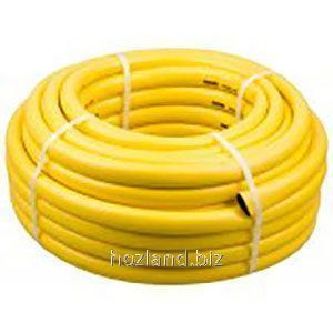 """Buy Watering hose 3-layered armier. f. d = 3/4 """"L = 50 m."""" lemon """""""