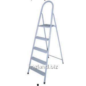 Купить Лестница стремянка 6ст. метал. окрашена