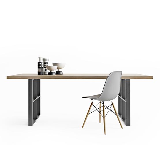 Стол обеденный INFRAME 180-80 Артикул: INF.07.1