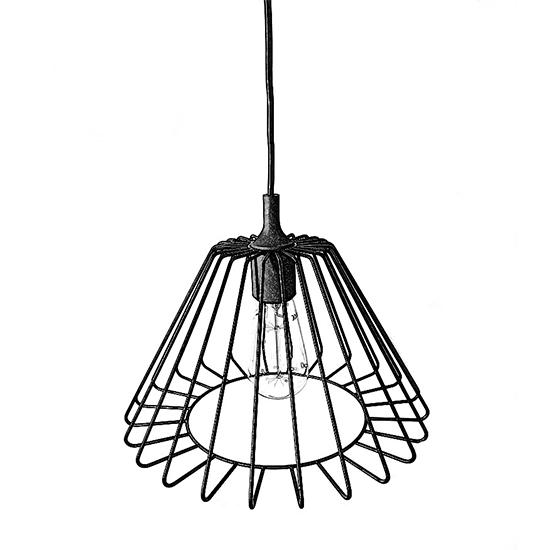 Подвесной светильник loft 6 Артикул: 713