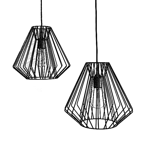 Подвесной светильник loft 5 Артикул: 709