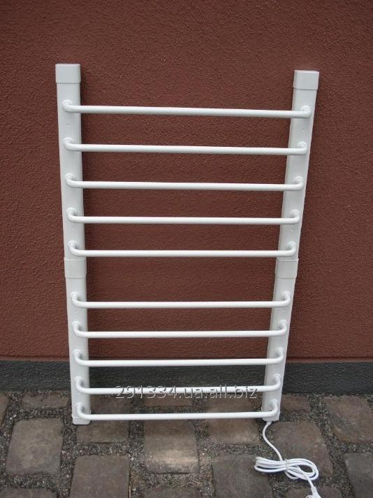 Buy Heated towel rail electric QUIGG MD 15351
