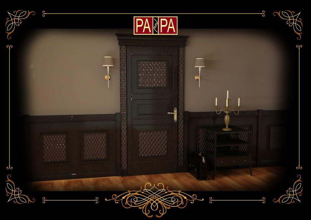 Межкомнатная дверь коллекция Богемия Арт. Б06